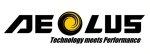A AEOLUS autógumi gyártó logója.