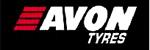 A AVON TYRES autógumi gyártó logója.