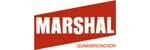 A MARSHAL autógumi gyártó logója.