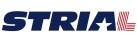 A STRIAL autógumi gyártó logója.