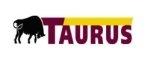 A TAURUS autógumi gyártó logója.